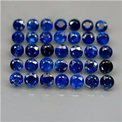 Natural Blue Sapphire 6.40 Ct.