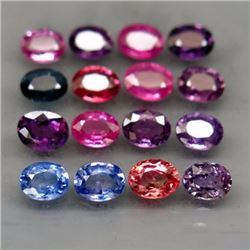 Natural Fancy Color Sapphire 3.50 Ct.