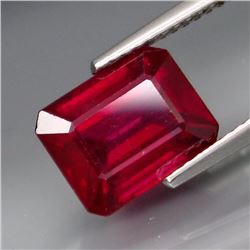 Natural Mozambique Red Ruby 4.70 Cts