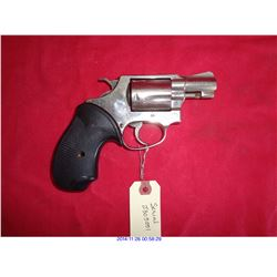 SMITH & WESSON AIR WEIGHT / 38 SPEC