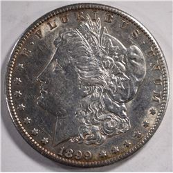 1899-S MORGAN DOLLAR, CHOICE BU