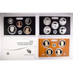 2014 U.S. SILVER PROOF SET IN ORIG. PACKAGING