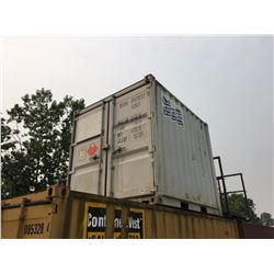 10' SHIPPING STORAGE CONTAINER