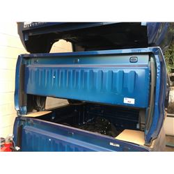 NEW CHEVROLET SILVERADO TRUCK BOX WITH BUMPER