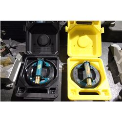 PAIR OF VACUUM SUCTION CUPS