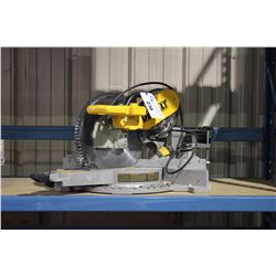 DEWALT 12 INCH DOUBLE BEVEL SLIDING COMPOUND MITER SAW