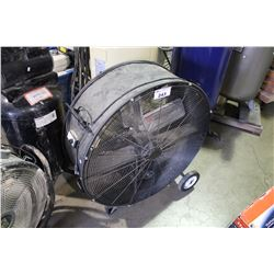 PROFITTER VARIABLE SPEED SHOP FAN