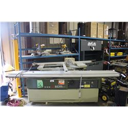 SCM SI 16 W SLIDING BED TABLE SAW