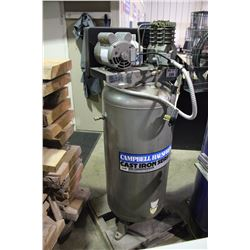 CAMPBELL HAUSFELD 125 PSI AIR COMPRESSOR