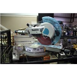 MAKITA DXT COMPOUND MITER SAW ( SOME DAMAGE )