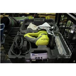 RYOBI ELECTRIC BISCUIT JOINER