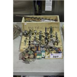 ASSORTED ROUTER / SHAPER BITS & TOOLING