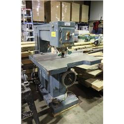 COOPER & HORTON SR-750 HEAVY DUTY SHAPER / ROUTER WITH FOOT CONTROL