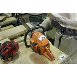 HUSQVARNA GAS CHAIN SAW