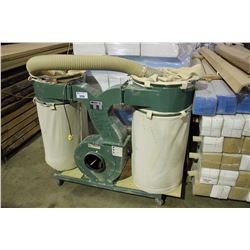 CANWOOD DC-003A 240V DUAL BAG DUST COLLECTOR