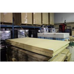 "FULL SHEETS OF 3\4"" WOOD VENEER"