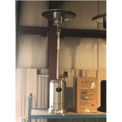 PARAMOUNT L10-SS- P STAINLESS OUTDOOR PROPANE PATIO HEATER