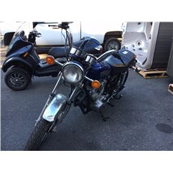 1979 YAMAHA SPECIAL 750 MOTORCYCLE, BLACK, VIN # 1J410855
