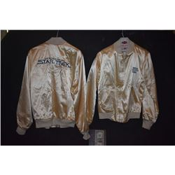 STAR TREK THE MOTION PICTURE ORIGINAL CAST & CREW JACKET LARGE