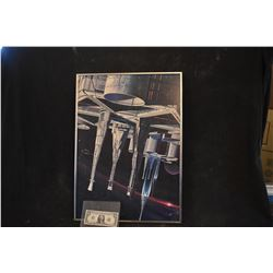 SYD MEAD SIGNED ARTWORK PRINT 1
