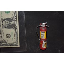 ZZ-CLEARANCE DANTES PEAK MINIATURE FIRE EXTINGUISHER 5