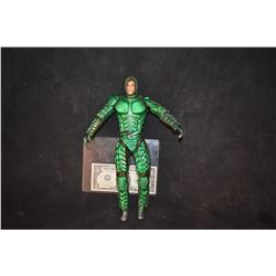 ZZ-CLEARANCE SPIDER-MAN GREEN GOBLIN ORIGINAL PROTOTYPE ACTION FIGURE TOY
