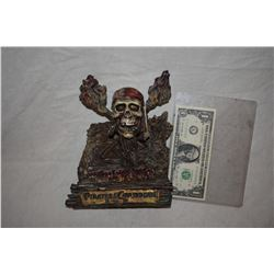 PIRATES OF THE CARIBBEAN DEAD MAN'S CHEST AND AT WORLDS END RARE CREW GIFT FIGURINE