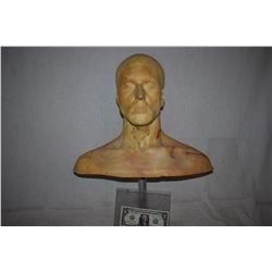 ZZ-CLEARANCE DISPLAY BUST FOR MASKS HATS WIGS SCULPTING ETC 6