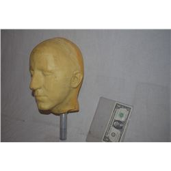ZZ-CLEARANCE DISPLAY HEAD FOR MASKS HATS WIGS SCULPTING ETC 2