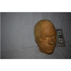 ZZ-CLEARANCE DISPLAY HEAD FOR MASKS HATS WIGS SCULPTING ETC 3