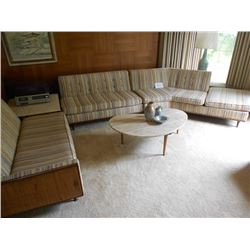 High Quality Vintage Sectional