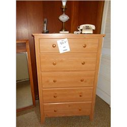 Vintage 60's Chest of Drawers/ Wood