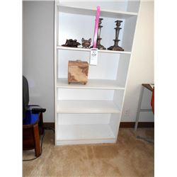 Book Shelf / Misc Lot