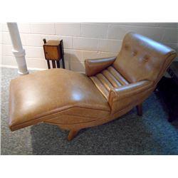 """LIKE NEW VINTAGE  60'S /70'S """"ART LINKLETTER EDITION """" ELECTRIC RECLINER"""