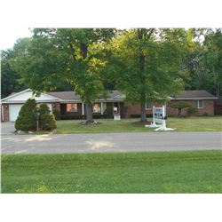 Fabulous Nine Room Brick Home, Situated on a Huge Double Lot