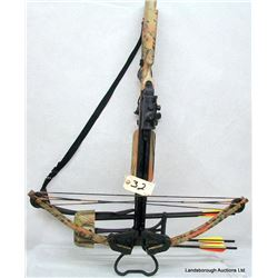 MAN KUNG 175 POUND CROSSBOW