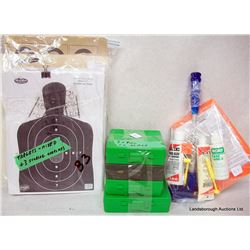 TARGETS AND ACCESSORIES