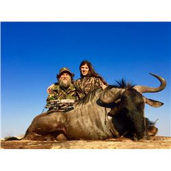 Zambia & South African Plains game hunt with Ivy Safaris.