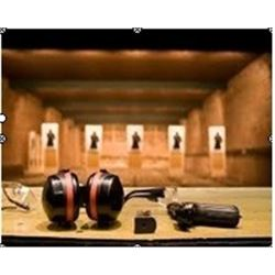 Pistol shooting lesson and Range time