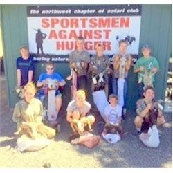 Dick Gates Memorial Youth Hunt Guided Non-Trophy Sheep Hunt
