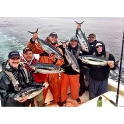 Express Tuna Trip for 6 anglers (full boat)