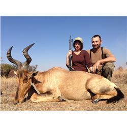 7-Day South Africa Hunt w/$2,500 Trophy Fee Credit