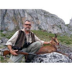 2 Day Chamois Hunt in Spain