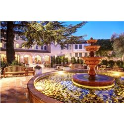 Chauffeured California Wine Country Experience for 2
