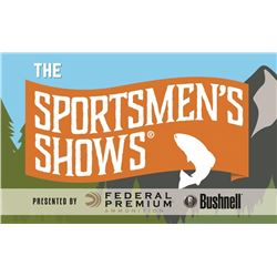 10x10 Booth at 2019 Pacific NW Sportsmen Show