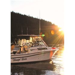 4 Day / 3 Night fly in fishing trip for 3