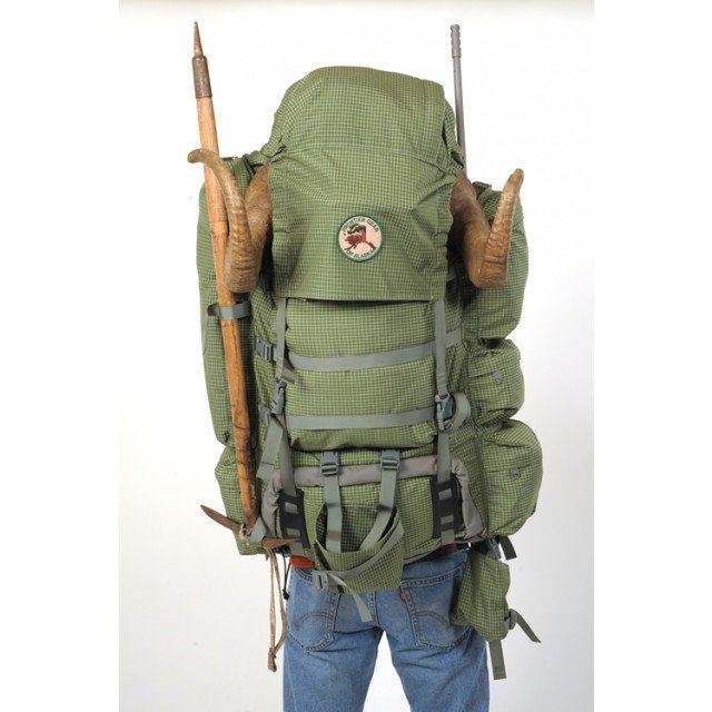 Frontier Gear of Alaska Freighter Frame and Yukon Pack