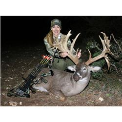 Three Day Texas Whitetail Deer & Extic Combo Hunt for Two