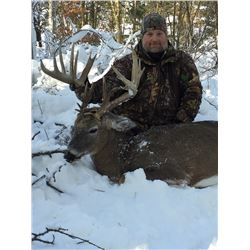 Minnesota - 3 Day Hunt for Trophy Whitetail Buck in Park Rapids for 1 Hunter - 2018 or 2019
