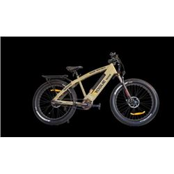 Ridge Warrior - Electric Hunting Bike - RB 1000 Mid Motor Carbon Drive System